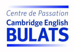 Logo Centre de Passation Cambridge English BULATS - Passer le BULATS à Abbeville
