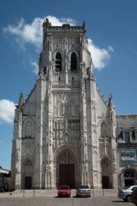 Immersion en anglais dans la Somme : Saint-Riquier